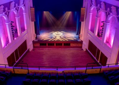 The Jefferson Theater - Charlottesville, Virginia