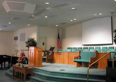 Lynn Haven Baptist Church (Vinton, VA)